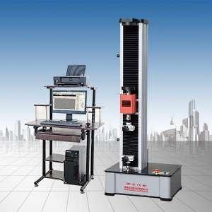 塑料管材管件抗拉强度试验机