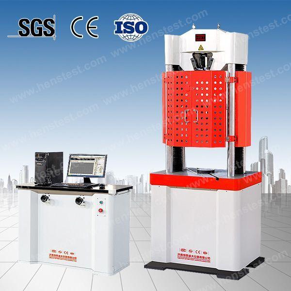 WE-600B液晶数显式液压万能试验机