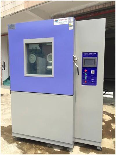 巨为仪器股份快速温度变化试验箱3-15℃-min新款上市